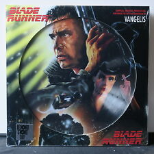 'BLADE RUNNER' Soundtrack RSD Ltd. Picture Disc Vinyl LP Vangelis NEW & SEALED