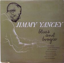 Jimmy Yancey - Blues and Boogie/Boogie Bash