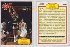 """JOKER BASKET 1994-95 """"ALL STAR 93/94"""" - Oscar Schmidt # 298 - Near Mint"""