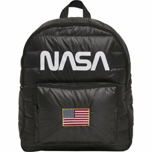 Mister Tee - NASA Puffer Backpack noir
