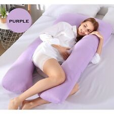 Premium Pregnancy Pillow (Soft and Comfirtable) U-Shape 130cm X 70cm