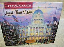 Thomas Kinkade Book Land That I Love