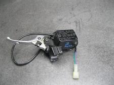 08 Yamaha Nytro FX RTX Front Brake Master Cylinder 22G