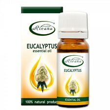 100% NATURAL Essential Oil Eucalyptus - Eucalyptus globules - 10ml Pure Oil