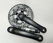 Cannondale Coda Crankset 175MM VGC + Shimano BB Triple 3 Chainset  Mountain BIKE