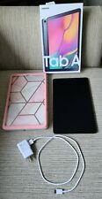 Samsung Galaxy Tab A SM-T510 10.1-Inch 32GB Tablet + Case  (Black) NEW OPEN BOX