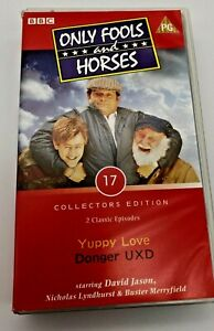 Only fools and horses yuppy love and danger uxd bbc series 1998 2 episodes vhs