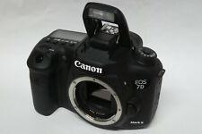 Canon EOS 7D Mark II Gehäuse / Body 11005 Auslösungen gebraucht 7D MK II WE-1