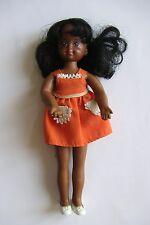 poupée BARBIE VINTAGE : CARLA la copine de TUTTI 1976 poupée noire EUROPE