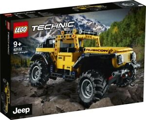 NEW LEGO Technic Jeep Wrangler 42122 from Mr Toys