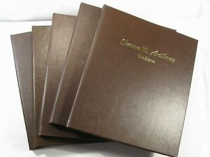 Dansco Album #7180 Susan B Anthony Dollars 1979-1981, 1999 2 Page.  #22