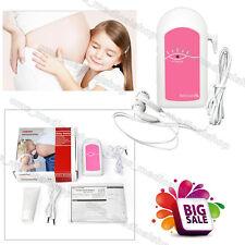 Nueva Pocket ritmo cardiaco fetal, Escucha del corazón del bebé BabySound A