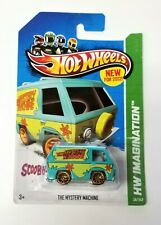 Hot Wheels 2012 HW Imagination Mystery Machine Scooby-Doo Van 38/247 NOC