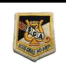 Irish Defence Forces, Army School of Music, 1970/1980's wool patch
