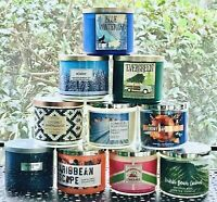 Bath and Body Works 3-Wick Candles 14.5 oz ~ You Choose Scent FREE PRIORITY SHIP