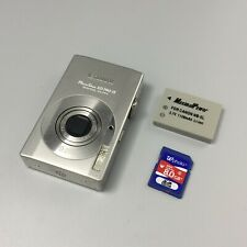 Canon PC1261 PowerShot SD790 IS 10.0MP Digital Camera - W/ Battery+ 8GB SD Card