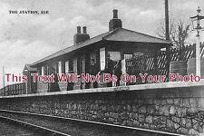 DE 66 - Ide Railway Station, Exeter, Devon - 6x4 Photo
