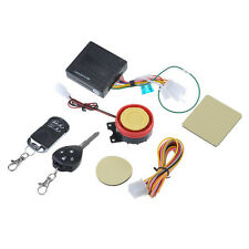 Universal Motorcycle Anti-theft Alarm Security Systemwith Remote Engine Start