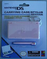 Estuche Con llavero para cartuchos DS y Stylus- licenciado Nintendo – Rosa