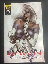 Dawn #1/2 NM w/COA Wizard #101 Exclusive/Sirius w/Sleeve