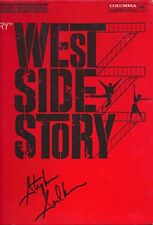 "Stephen Sondheim (Signed) ""WEST SIDE STORY"" 1961 Motion Picture Soundtrack Album"