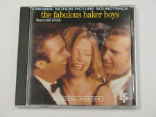 The Fabulous Baker Boys movie soundtrack CD Dave Grusin GRP USED BMG CLUB ISSUE