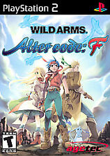Wild Arms Alter Code F - PlayStation 2