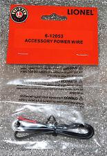 Lionel O Fastrack Accessory Power Wire 6-2053