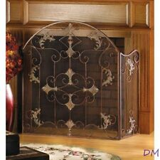 Shop from the world's largest selection and best deals for Cast Iron Fireplace Screens & Doors. Shop with confidence on eBay!