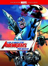 Ultimate Avengers Movie (DVD, 2006)