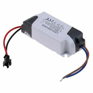 8-12W Driver Adapter AC To DC Transformer Panel Light Power Supply LED Strip New