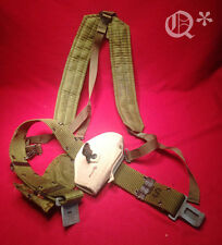 US Military Web Belt with nylon Crosman Airsoft holster