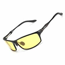 HD Night Driving Glasses Polarized Anti-Glare for Day Evening Car Rides Glasses