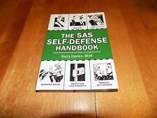 SAS Self-Defense Handbook Military Martial Arts Hand Hand Combat LN  Book