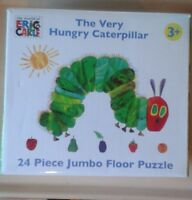 The Very Hungry Caterpillar 24 piece jigsaw puzzle by Paul Lammond Games