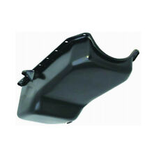 RPC Engine Oil Pan R9092P; OE-Style Stock Black for 1980-1985 Chevy 283-350 SBC