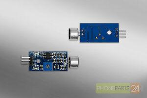 Sound Detection Sensor Modul LM393 Geräuschsensor für Arduino