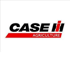 "Case IH Agriculture 8.72"" sticker decal International Harvester IMCA NHRA"