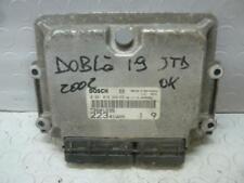 Centralina motore FIAT DOBLO' 0281010344