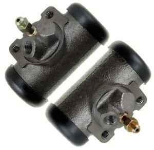 Set of 2 Rear Drum Brake Wheel Cylinders L/R Replace OEM# 920334 Expedited