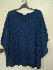 Quality Sue  NEW!! GORGEOUS LINED BEME 3/4/sl TOP/TUNIC Plus size 20/22