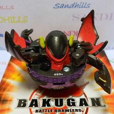 Bakugan Preyas Diablo Black Darkus B2 Bakupearl 480G & cards