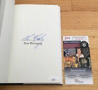 Pete Buttigieg 2020 Dem President Candidate Signed Autograph Trust Book JSA COA