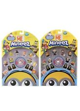 Despicable Me Minions Mineez Series 1 Jumbo Pack Exclusive Fluffy 2 Set Bundle