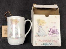 "Precious Moments - Enesco - Personalized Mug - ""Mary�"