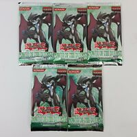 5x Power of the Duelist 1st Edition English Booster Pack Yugioh TCG - New Sealed