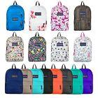 JANSPORT SUPERBREAK BACKPACK 100% AUTHENTIC SCHOOL BAG, 15 Colors Black Blue