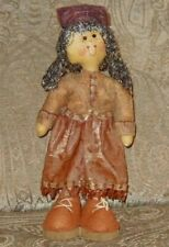 Ganz LITTLE DIPPERS Scented Wax Room Freshener INDIAN GIRL  Apple Pie Scent