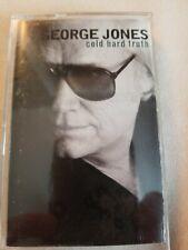 "George Jones ""Cold Hard Truth"" Cassette Tape"