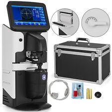 7 Big Touch Screen Optical Digital Auto Lensmeter Lensometer Pd Uv Amp Printer